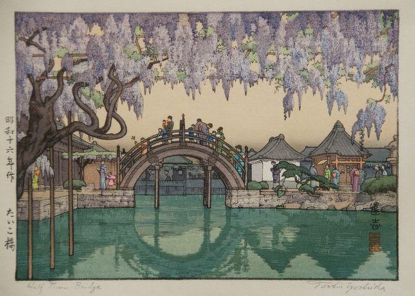 Hanami pada jaman Edo