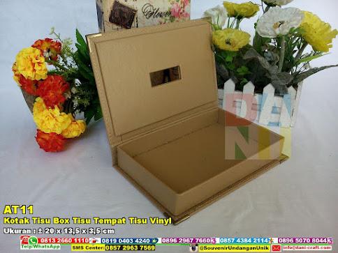 Kotak Tisu Box Tisu Tempat Tisu Vinyl