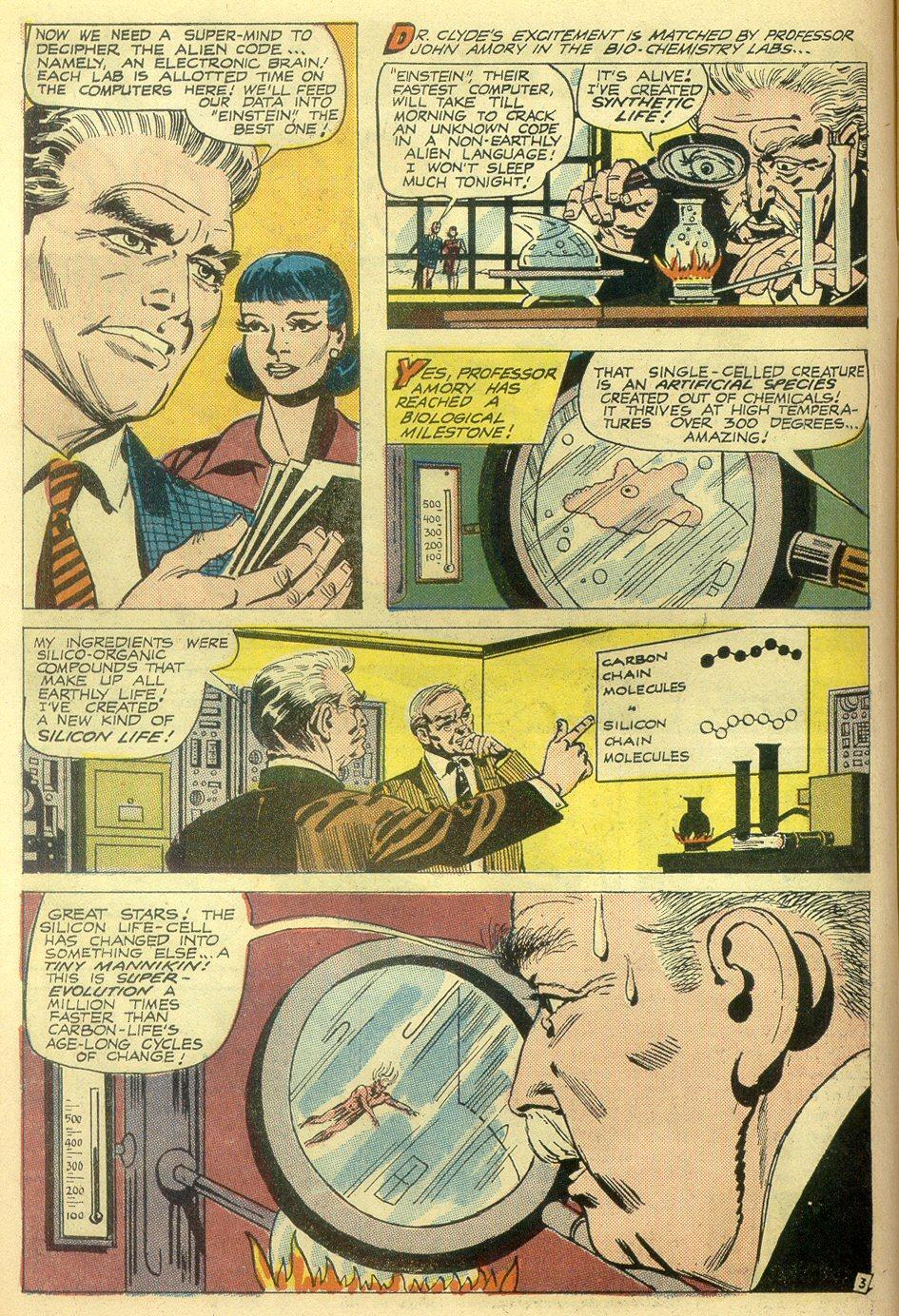 Strange Adventures (1950) issue 198 - Page 6