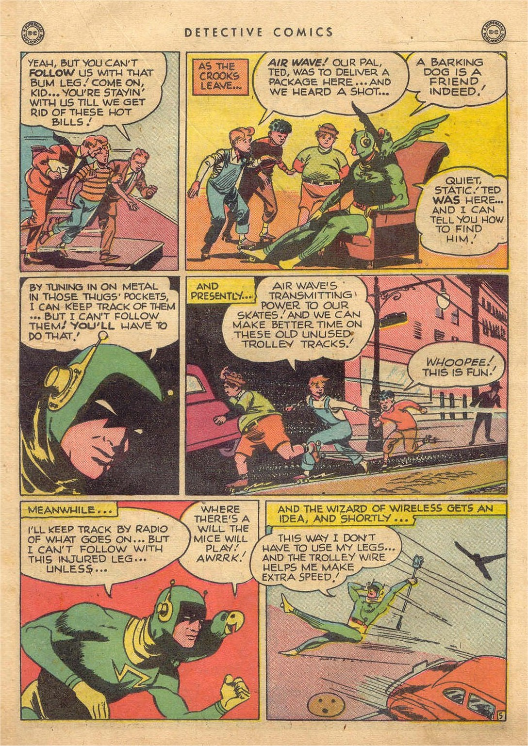 Read online Detective Comics (1937) comic -  Issue #132 - 29