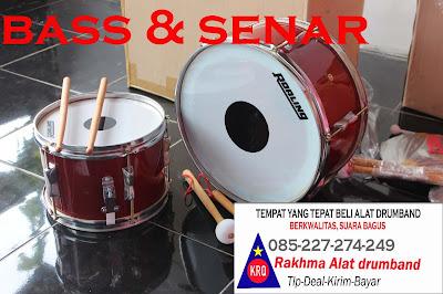 alat drumband alat drumband alat drumband alat drumband bass dan senar dari rakhma konveksi