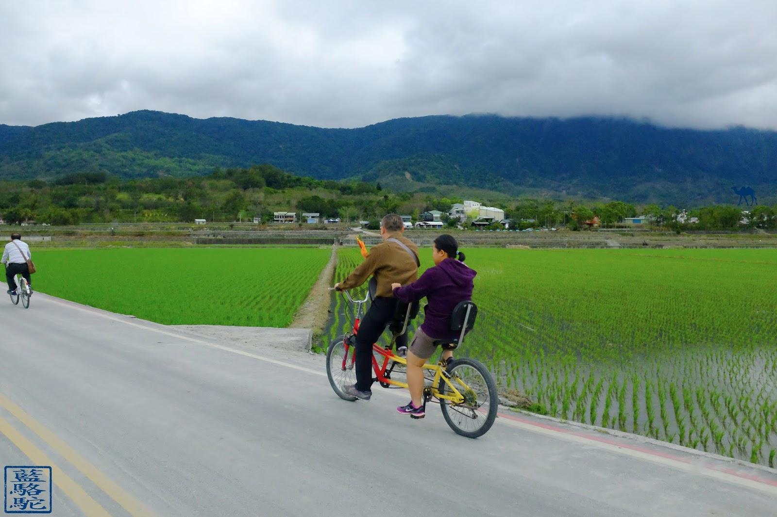 Le Chameau Bleu - Bo Lang Da Dao - Guide Taiwan Velo