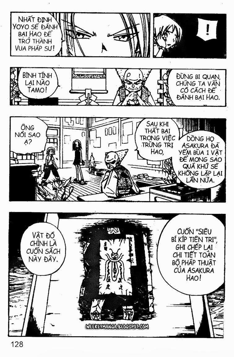 Shaman King [Vua pháp thuật] chap 90 trang 13