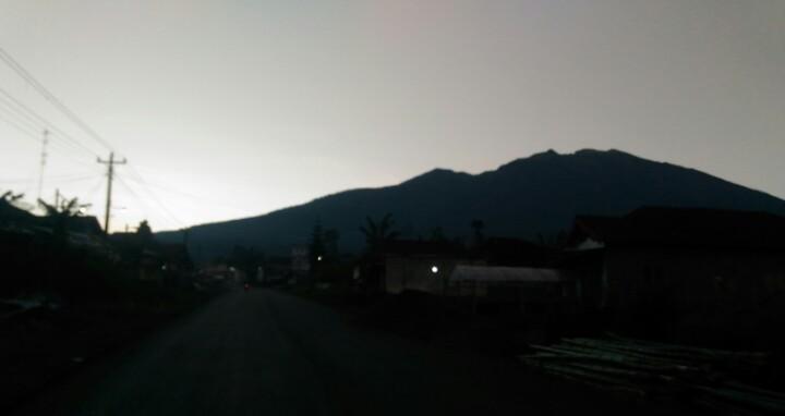 wisata alam telomoyo magelang jawa tengah Rute Menuju Gunung Telomoyo Magelang VIApendaki