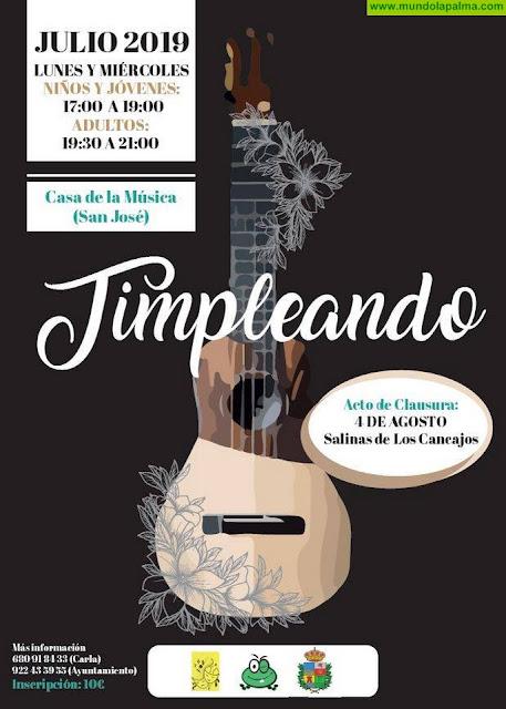 """""""TIMPLEANDO"""" en Julio"""