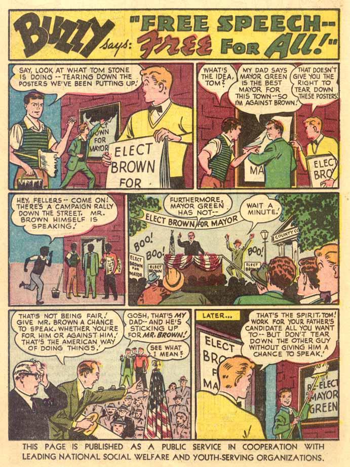 Read online Detective Comics (1937) comic -  Issue #191 - 24