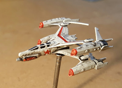 Something Different for X WIng