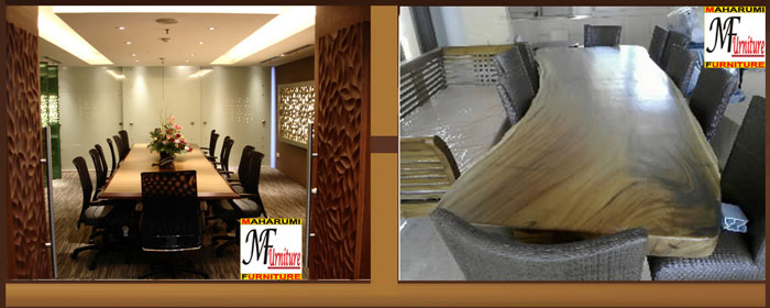 Custom Setting Interior Furniture Meeting Room