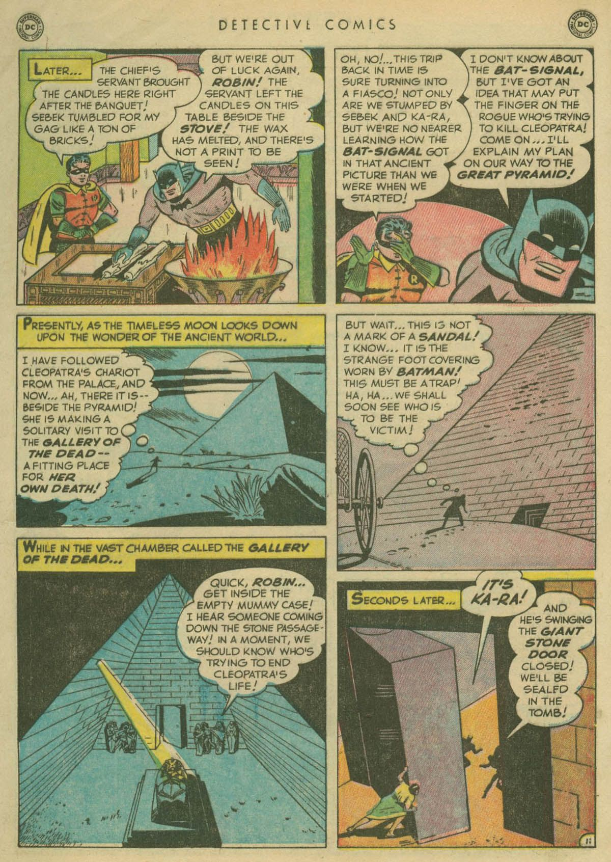 Read online Detective Comics (1937) comic -  Issue #167 - 13