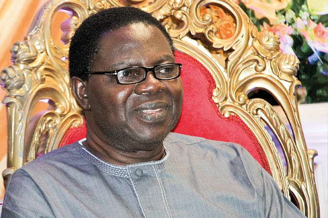 If I retire from music, I would die quickly - Ebenezer Obey