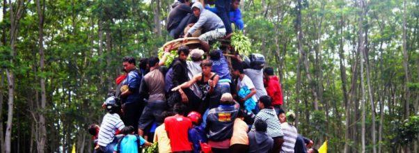 Wonosalam Jombang sebagai daya tarik wisata alam