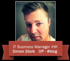 Karriere als Fachinformatiker, Simon Stork