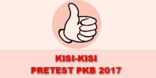 Download Kisi - Kisi Pretest PKB Multimedia SMK Update 2017