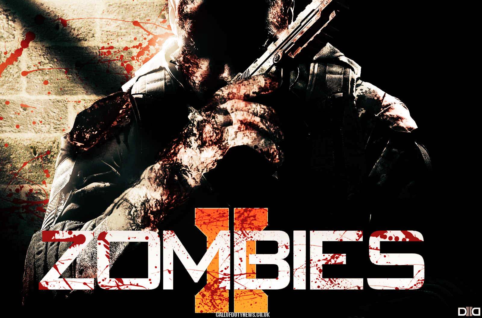 Todo Imagenes Wallpapers Call Of Duty Black Ops 2 Zombie