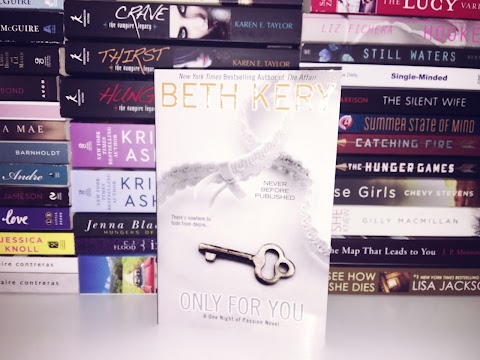 GIVEAWAY: Only For You by Beth Kery