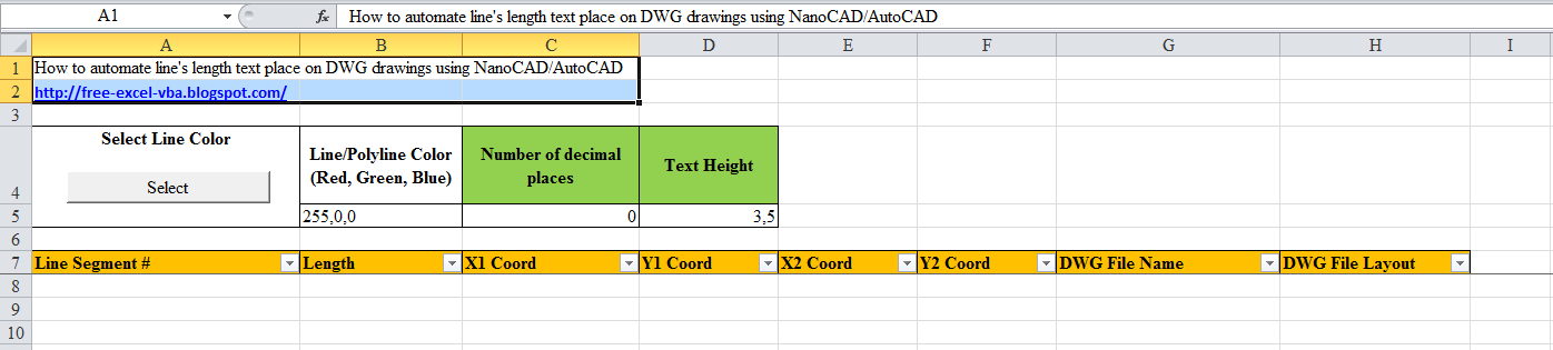 Free Excel Downloads With VBA Macros