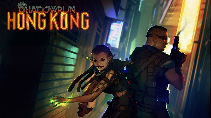 Shadowrun: Hong Kong main art. Shadowrun: Hong Kong five hours free