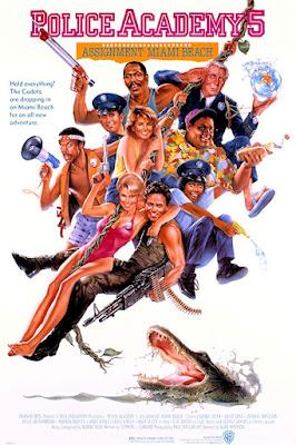 Xem Phim Học Viện Cảnh Sát 5 - Police Academy 5: Assignment: Miami Beach