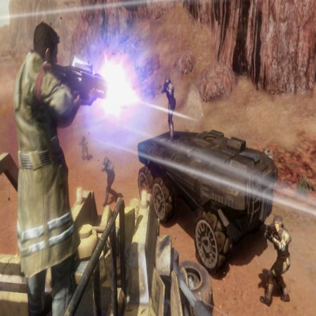 Red Faction Guerrilla Free Download For PC