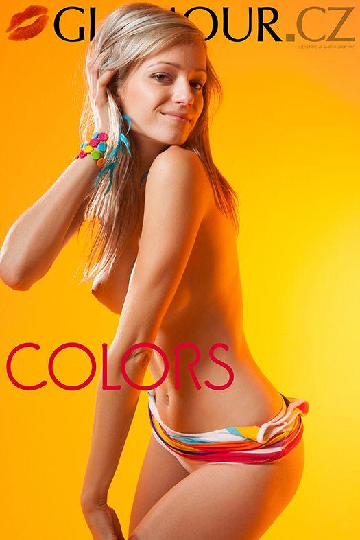 GLAMOUR.CZ - Nina - Set 26 - Colors