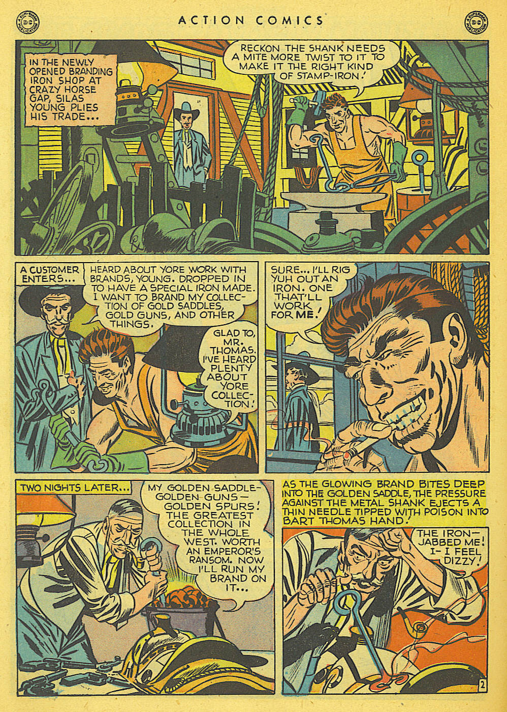 Action Comics (1938) 121 Page 40