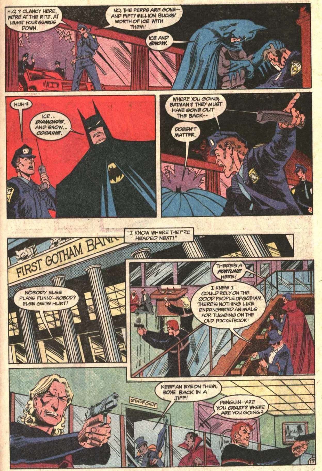 Detective Comics (1937) 611 Page 17