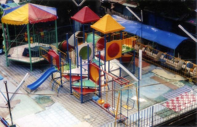 Cung cấp thiết bị sân chơi trẻ em - Thiết kế khu vui chơi trẻ em ngoài trời