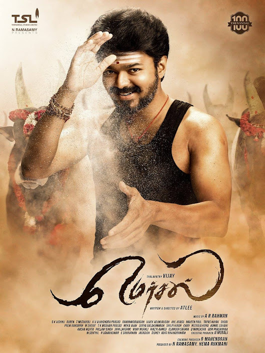 Mersal First look