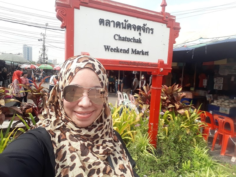 Keseronokkan Shopping Bajet di Kota Bangkok - Part 4