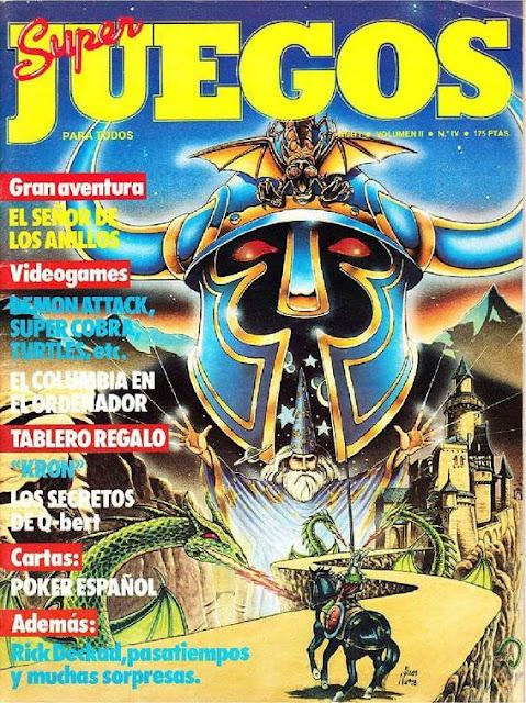 Super Juegos Para Todos #04 (04)