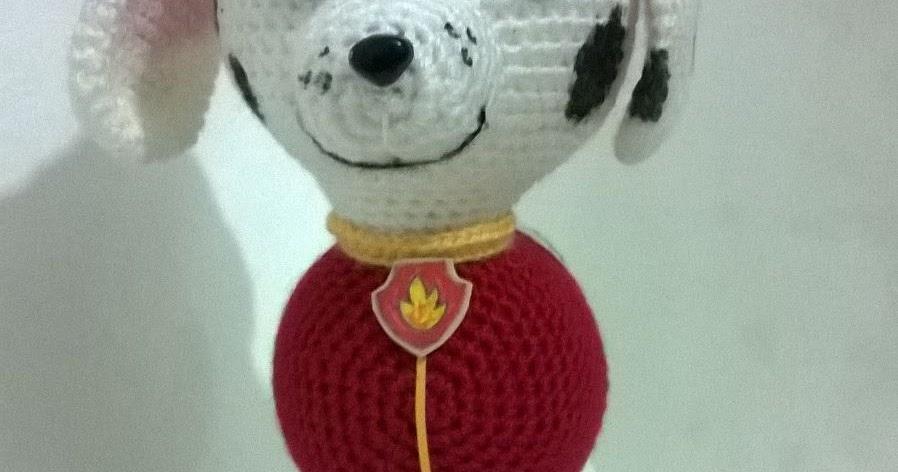 Amigurumis Patrones Gratis En Español Perros : Patrón gratis amigurumi de perro pug u amigurumis y más