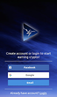 Storm play app : Earn free Bitcoin, Ethereum & Storm by doing tasks