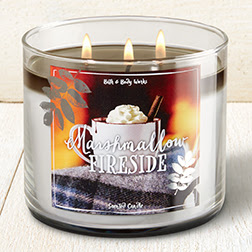 revue favoris bath and body works avis review favorite marshmallow fireside
