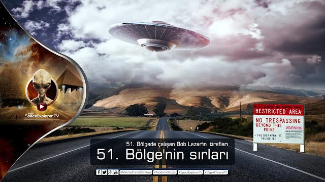 51. Bölge, ABD, Belgeseller, Bob Lazar, Deltan UFO'lar, Dreamland, Hayalet uçaklar, NASA, Nevada, Omicron UFO'lar, UFO, Videolar,