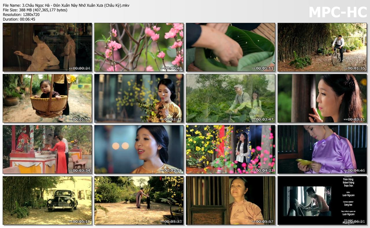Những bài hát hay nhất của Châu Ngọc Hà .