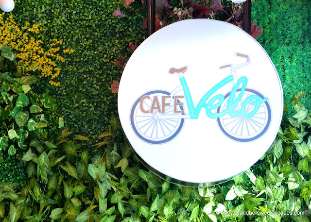 Cafe Velo in Silay