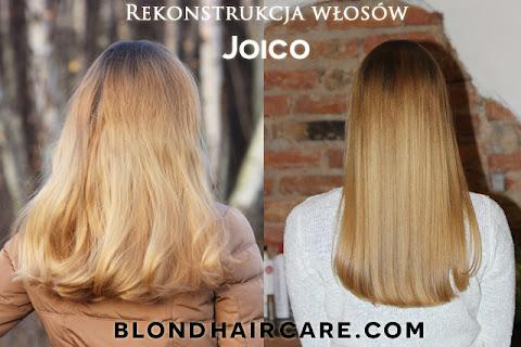 Rekonstrukcja włosów JOICO - czytaj dalej »