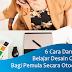 6 Cara dan Tips Belajar Desain Grafis Bagi Pemula Secara Otodidak