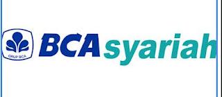 Lowongan Kerja Terbaru BCA Syariah November 2017