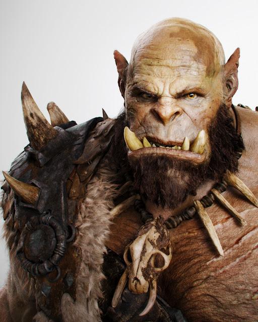 Liderul Hoardei orcilor din Warcraft și proprietarul armei legendare Doomhammer