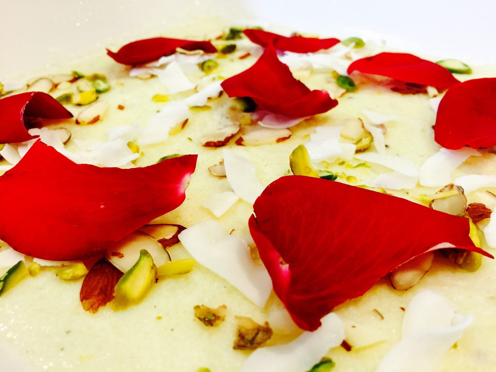 dough-re-me: Phirni (Indian Rice Pudding)
