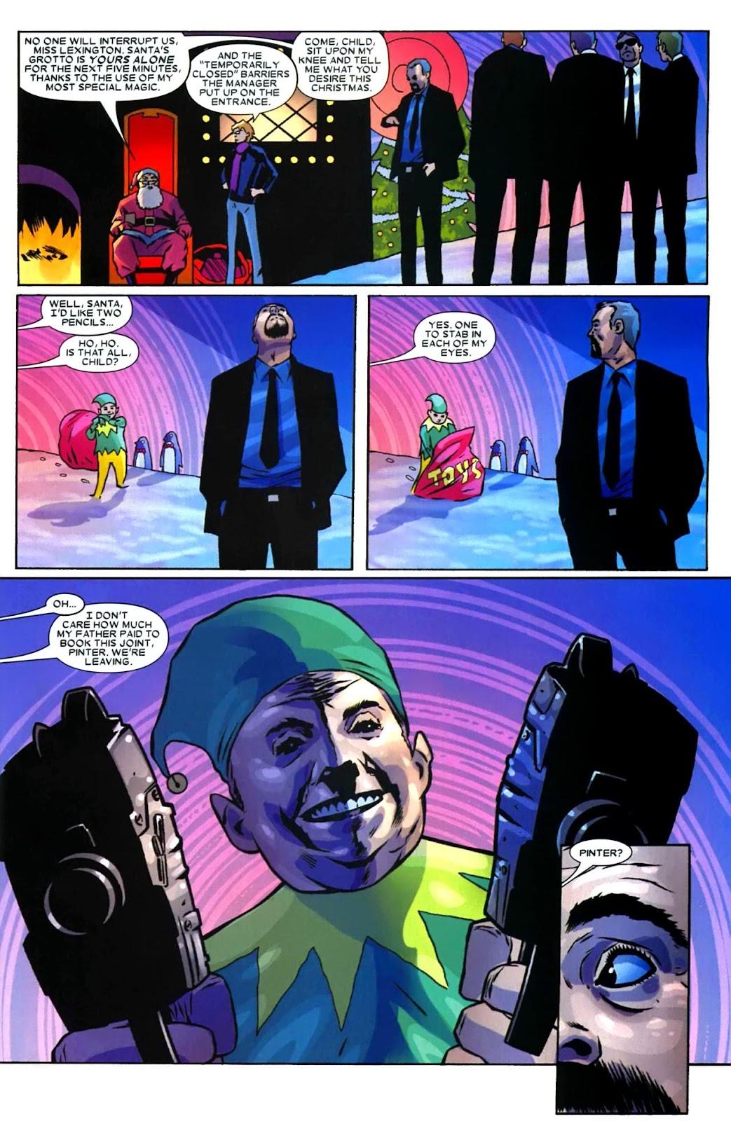 Read online Wolverine (2003) comic -  Issue #49 - 9