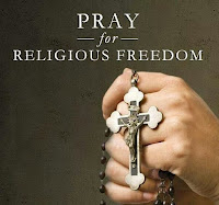 ⛪ Pray for Religious Freedom