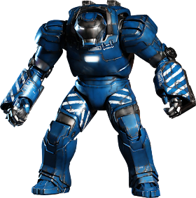 Homem de Ferro - Igor - Mark 38
