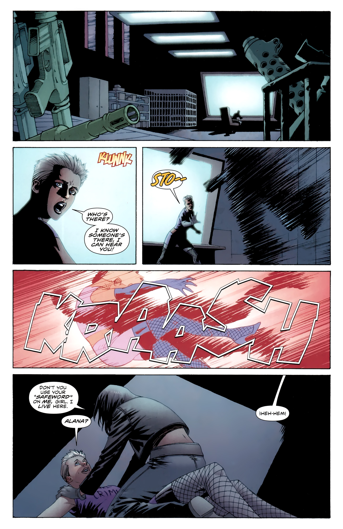 Read online Incorruptible comic -  Issue #30 - 9