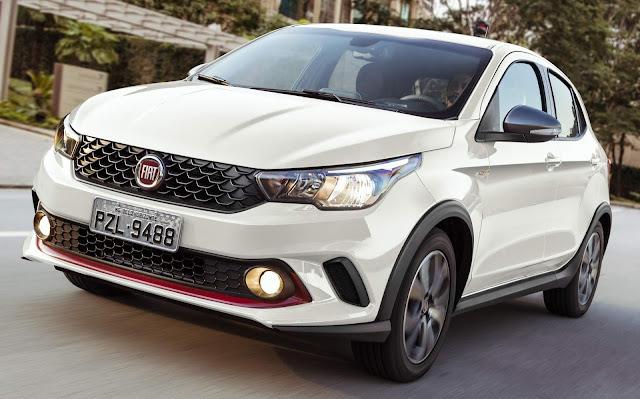 Fiat Argo 2019 - Aumento de Preços