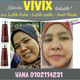 Berpantang Dengan Vivix Shaklee