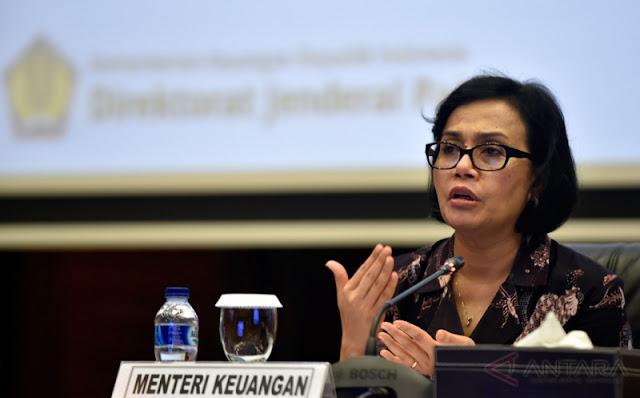 Pidato Sri Mulyani Membuka Fakta Pertumbuhan PDB Era Jokowi Terendah