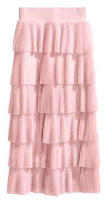 Kathryn Bernardo Bet on Your Baby BOYB H&M Tiered Skirt
