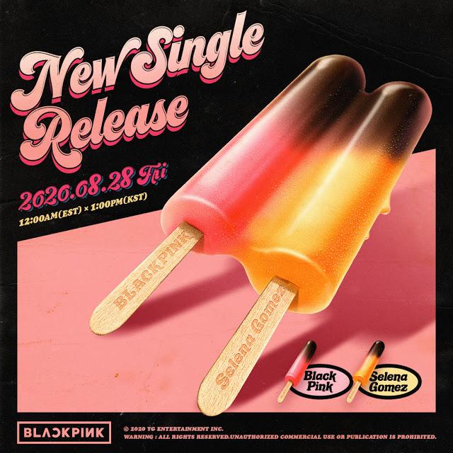 BLACKPINK, SELENA GOMEZ - Popsicle